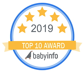 Top 10 Photographer Award Badge 2019 - Website