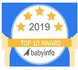 Top 10 Photographer Award Badge 2019 - Website